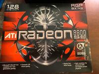 ATI Radeon 9600 SE (1024-HC20-0D-SA) AGP 128MB DDR SDRAM VGA DVI S-Video