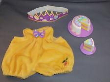 FISHER PRICE Briarberry Briarwear birthday jumper cake piece crown set