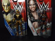 WWE Series 67 Mattel Wrestling figures Lot Of 2 Goldust Naomi