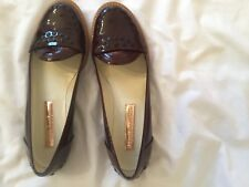 Rupert Sanderson  patent leather Loafers