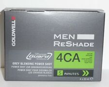 Goldwell For Men Color reshade riduzione Grigio Set 4ca Marrone Medio COOL Asch