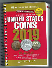 2019 OFFICIAL RED BOOK GUIDE TO UNITED STATES COINS - USED