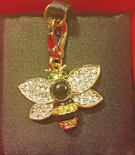 2013 JUICY COUTURE BUMBLE BEE CHARM (RETIRED) YJRU7792