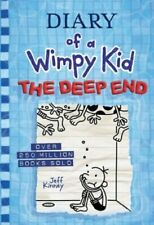 The Deep End (Diary of a Wimpy Kid Book 15) Hardcover