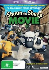 Shaun The Sheep Movie (Dvd Only, No UV) Children, Family, Comedy, Adventure