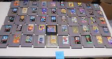 Lot of 50 Original Nintendo Nes Games River City Ransom, Mega Man 1, Lolo 2