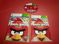 XBOX 360 Angry Birds Trilogy [PAL (Fr)]  Slim Fat Console *JRF*