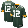 Green Bay Packers Jersey Nike Men's NFL Home Game Jersey - Aaron Rodgers - New