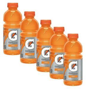 Gatorade orange original USA - 5x591ml **US-IMPORT WARE** incl. DPG