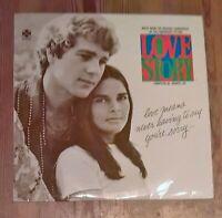 Francis Lai – Love Story OST - Soundtrack Vinyl LP Album 33rpm 1970 SPFL-267