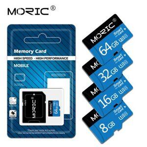 Moric TF Flash Card memory card Micro SD Card 32GB 64GB 128GB 256GB SD High