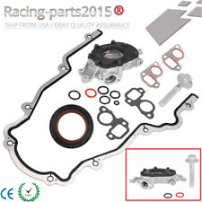 M295 Oil Pump & Gaskets Balancer Bolt for LS1 LS2 5.3L 6.0L LS Camaro Corvette