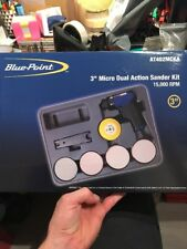 """Blue Point 3"""" Micro Dual Action Sander Kit 15,000RPM NEW"""