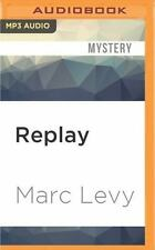 Replay by Marc Levy (2016, MP3 CD, Unabridged)