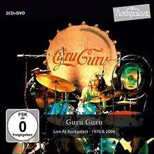 Guru Guru - Rockpalast: Krautrock Legends 2 [New CD] With DVD