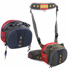Maxcatch Fishing Waist Bag Lumber Bags Front Sling & Fishing Accessories
