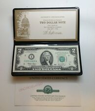 2003 $2 Federal Reserve Note Uncirculated