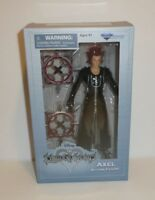 Axel Action Figure from Kingdom Hearts Disney Diamond Select Axle Video Game