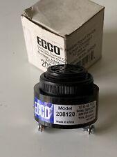 Warning Buzzer Ecco 12-48 VDC 86 DB Continuous 208120 NOS