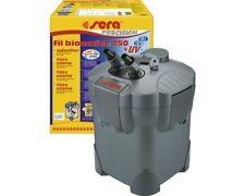 sera fil bioactive 250 Außenfilter + UV