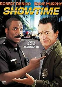 Showtime [DVD] [2002], , Used; Very Good DVD