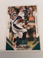 2015 Panini Score Football Trading Card, #207 Julius Thomas