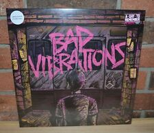 A DAY TO REMEMBER - Bad Vibrations, Limited LP COLORED VINYL Gatefold + Download
