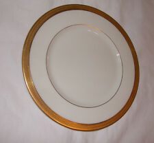"""Lenox Lowell 8 3/8"""" Salad Plate Gold Backstamp Presidential Free Shipping USA"""