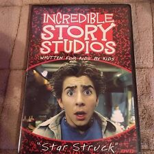 "INCREDIBLE STORY STUDIOS ""STAR STRUCK"" DVD NEW"