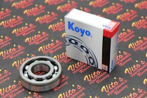 1 x Genuine KOYO 8 ball bearing main crankshaft crank Yamaha Banshee - NEW