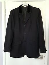 "Black riding jacket 40"" chest"