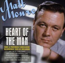 MATT MONRO HEART OF THE MAN CD NEW