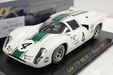 FLY C33 LOLA T70 BRIAN REDMAN 1ST PLACE THRUXTON 69 NEW 1/32 SLOT CAR IN DISPLAY
