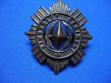 SOUTH AFRICA AFRICAN KIMBERLEY REGIMENT MILITARY 1899 - 1933 BADGE 55mm