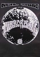 Neil Young 1995 Original Mirror Ball Poster