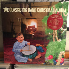 The Classic Big Band Christmas Album Lp Xmas Vinyl - Jazz Holiday Record - New