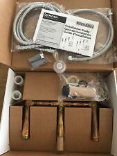 Moen M-Pact valve For 4 Hole Fixed Roman Tub, Pex/CPVC