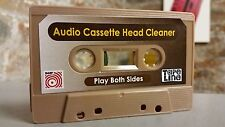 NEW 2020 Tapeline BASF Audio Cassette head Cleaner tape copiers copy duplicator