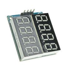 74HC595 74HC164 8Bit 8-Digit 5V LED Nixie Tube Display Module Red Digital Tube W