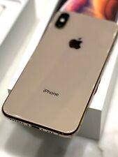Apple iPhone XS - 256GB - Gold (Unlocked) used with box