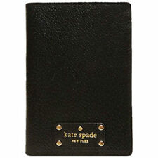 Kate Spade Black Grove Street Imogene Passport Holder / Case ($89) w/Paper Bag
