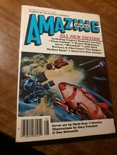 AMAZING SCIENCE FICTION STORIES AUGUST 1980