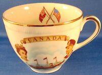 Queen Elizabeth II 1959 Opening of St Lawrence Seaway Alfred Meakin Tea Cup