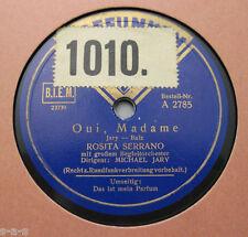 Nice Price: ROSITA SERRANO-Oui, madame/c'est mon parfum TELEFUNKEN (115)
