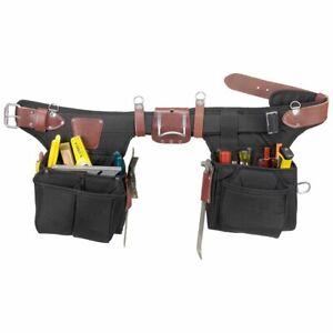 Occidental Leather 9540 Adjustable Finisher Finishing Carpenter Tool Belt