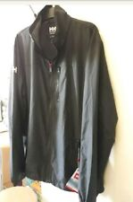 HELLY HANSEN CREW CATALINA JACKET XL REGULAR FIT BRAND NEW WITH TAGS GREY