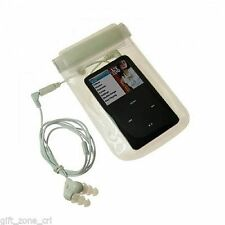 Rigid Plastic MP3 Player Pouches/Sleeves for Apple