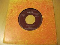 "7"" Single Baccara Yes Sir, I Can Boogie Vinyl Amiga DDR 4 56 292"