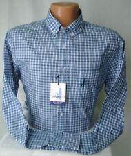 Johnnie-O Prep-Performance Button Down Oxford Shirt MSRP $98 NWT COOL! - sz M