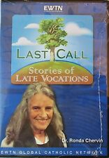 LAST CALL: STORIES OF LATE VOCATIONS* W/ RONDA CHERVIN *AN EWTN DVD